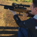 SHOOTING SPORTS ARE A GREAT EQUALISER