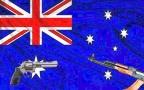 BUT AUSTRALIA BANNED GUNS……….