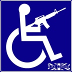 MY DISABILITY ISN'T A STICK YOU CAN BEAT ME WITH
